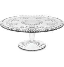 Evergreen Cake Stand 16,5 CLEAR