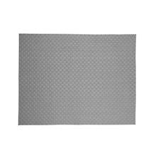 Tablett PVC Grå 40x30 cm