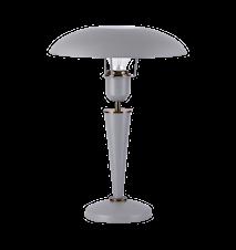 Bordslampa Opal 34 cm - Grå