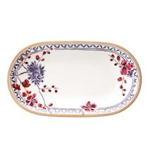 Artesano Provenc.Lavender Pickle dish 28x16cm