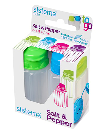 Sistema Salt & Pepper To Go