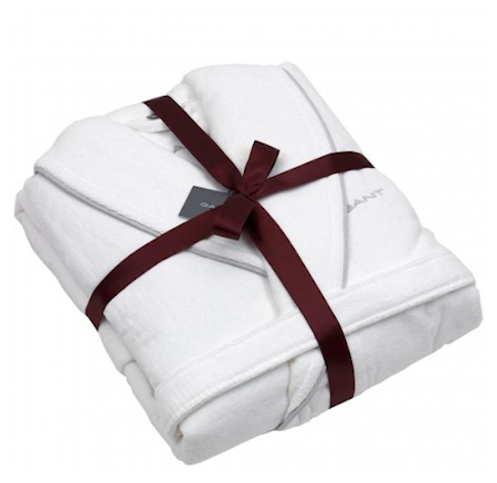 b357cf8b5d6 Køb Premium Velour Badekåbe Present Hvid XS