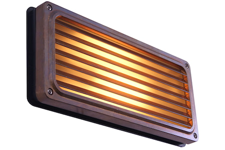 Agher grill vägglampa