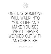 one day someone poster -