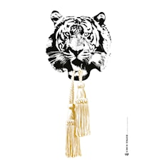 Coco tassle poster