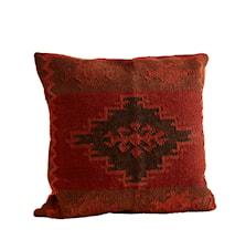 Kuddfodral 60x60 cm - Röd