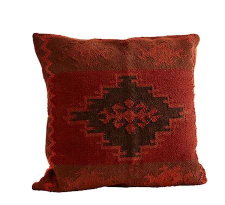 Madam Stoltz Tyynynpäällinen 60×60 cm – Punainen