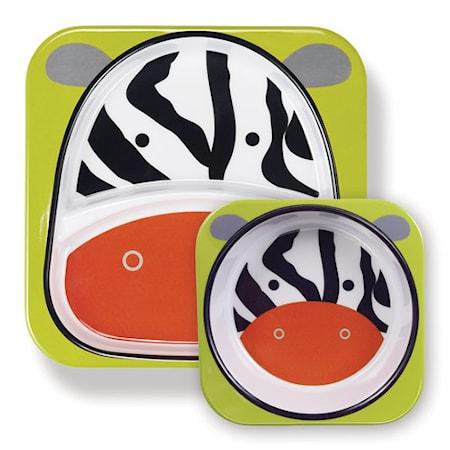 Skip Hop Zoo Zebra Lautaset