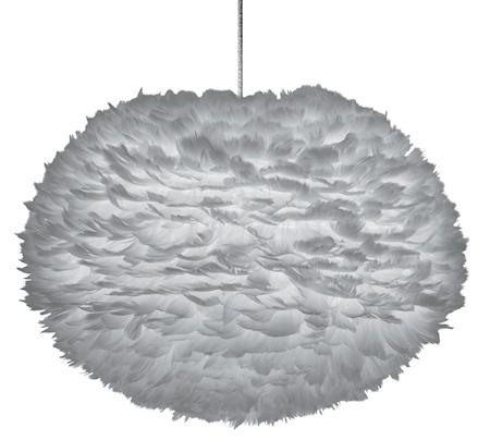 Bild av Vita Eos Lampa XL 75 cm Ljusgrå