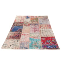 Vintage Patchwork matta - Natural Strong