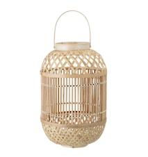 Lanterne Bambus Ø 27 cm - Natur