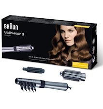 Braun Airstyler AS330 Satin hair