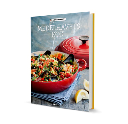 Le Creuset Keittokirja Välimeren keittiö