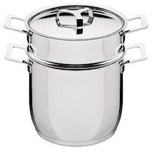 Pots & Pans Pastakastrull med durkslag Ø 20 cm