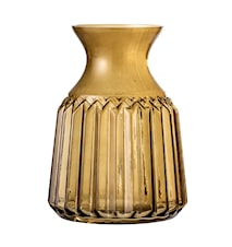 Vas Brown Glass Ø11x14,5 cm
