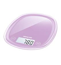 Köksvåg Pastell Lila 5 kg