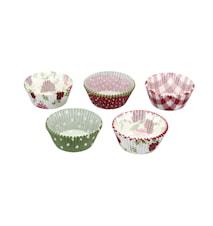 Cupcakeformar 250-p Stora 7 cm
