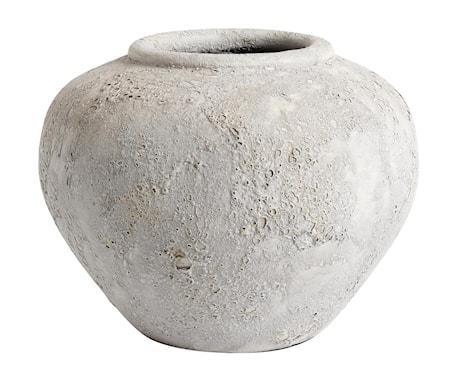 MUUBS Luna Kruka Grå Terracotta 26x34 cm