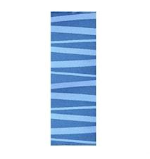 Demo-Ex Åre matta - Blå 70x200 cm