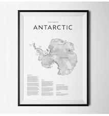 Antarctic 114 poster – 30x40