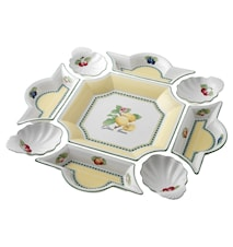 French Garden Fleurence Set antipasti, 9pcs