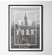 Photo new york poster