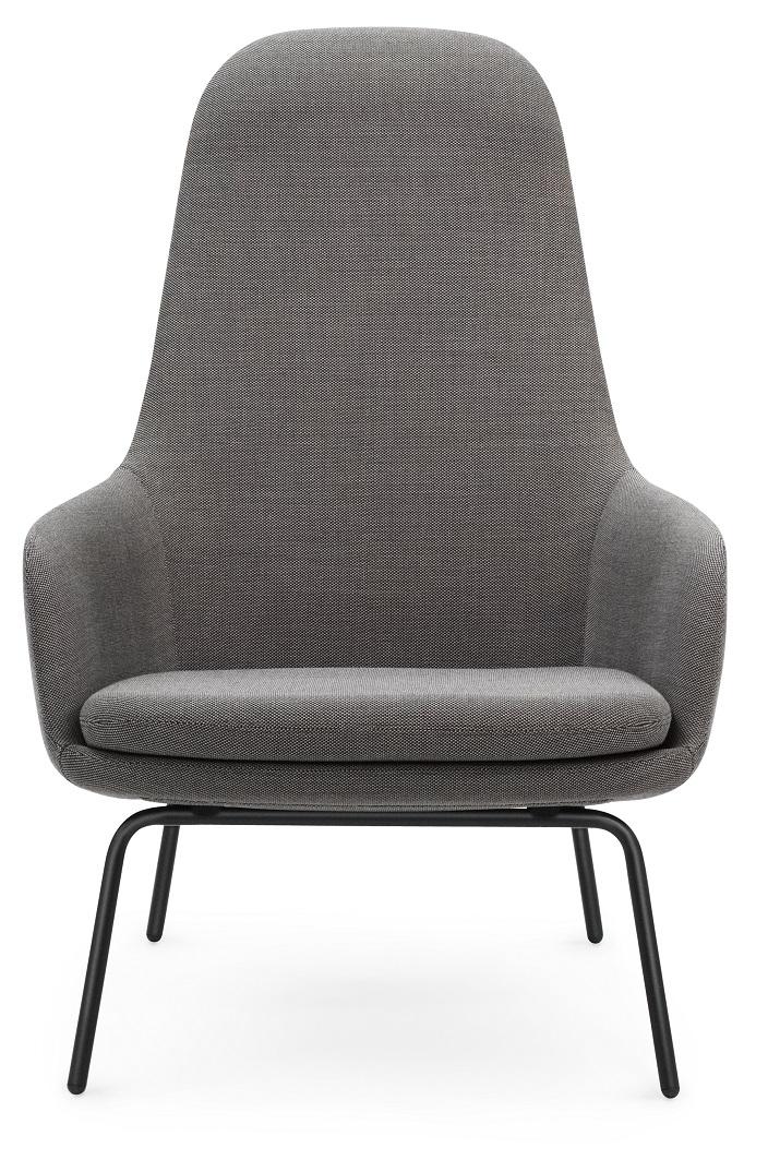 Era Lounge Chair High - Stål