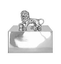 Lejon skrin – Tenn/guld