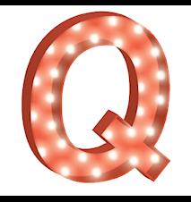 Cirkuslampan liten - Q