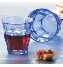 Dricksglas Picardie Blå