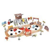 Disney® Pixar Bilar 3 50 Piece Thunder Hollow Track Set