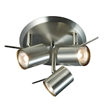 Hyssna LED taglampe Stål IP21