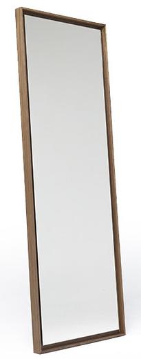 Mint rektangel spegel