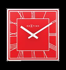 Fyrkant Röd 20 cm