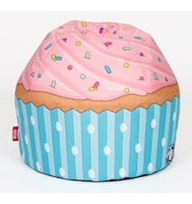 Cupcake Blue bean bag
