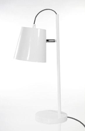 Bild av Globen Lighting Bordslampa Read Vit