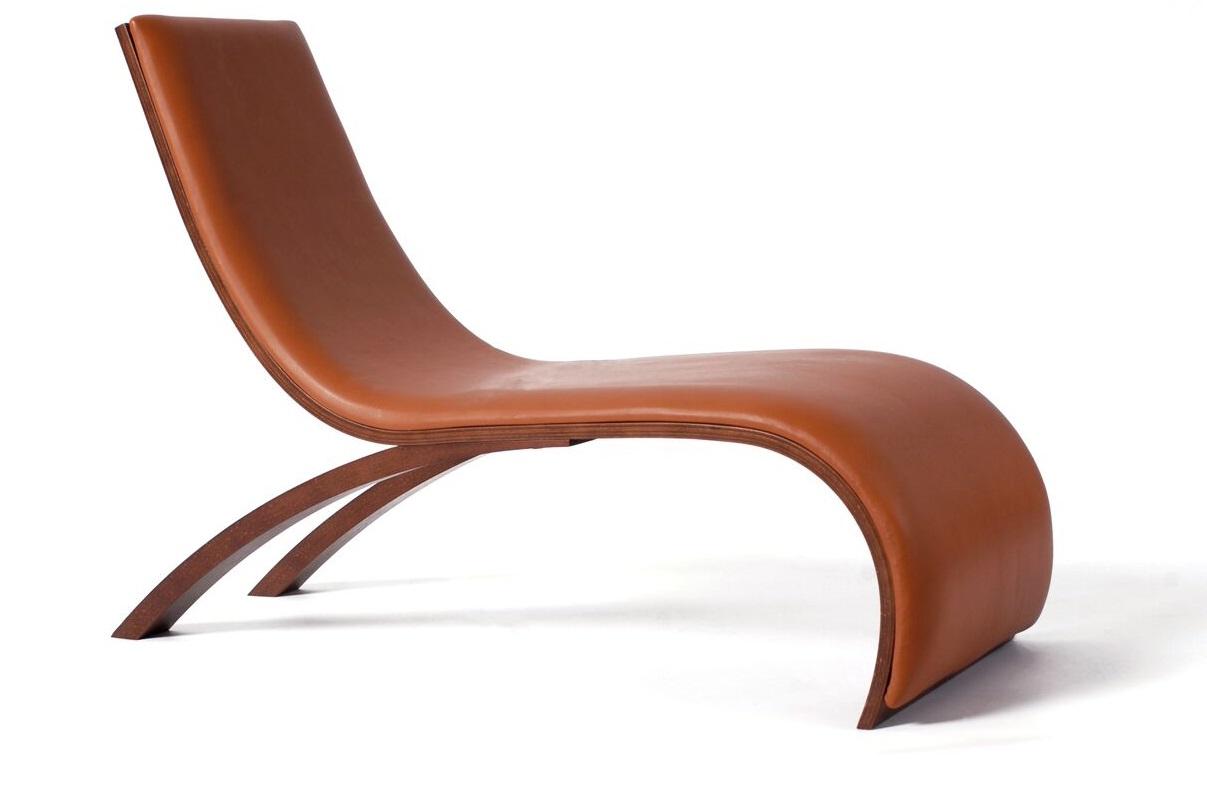 Waves fåtölj - Leather