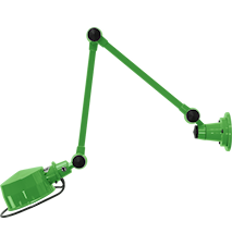 Lak L4401 Vägglampa 40+40 cm m. utan brytare - Matt