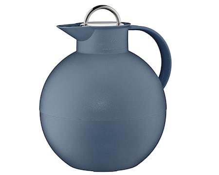 Kulan termoskanna frostad indigoblå/blank stål 0,94 liter