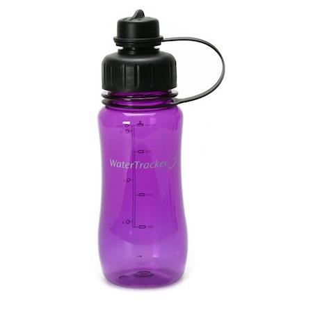 Brix Water Tracker 0,5L, purple