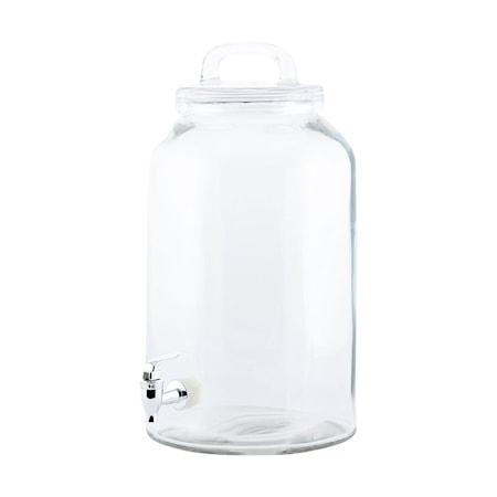 Juicebehållare Icecold 8,5L - Klar