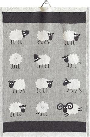 Bild av Ekelund SHEEP Handduk 48X70 CM