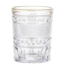 Dricksglas Clear gold 29 cl