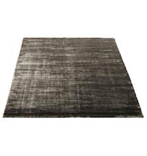 Bamboo Handvävd matta - grå