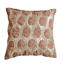 Oval Cushion Cover Kuddfodral - Tan