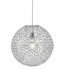 Excel Ceiling Lamp Chrome