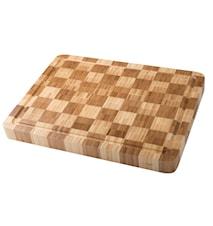 Skærebræt bambus 40*30 cm