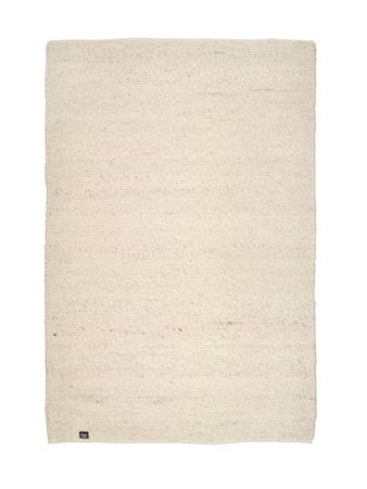 Merino teppe - Hvit