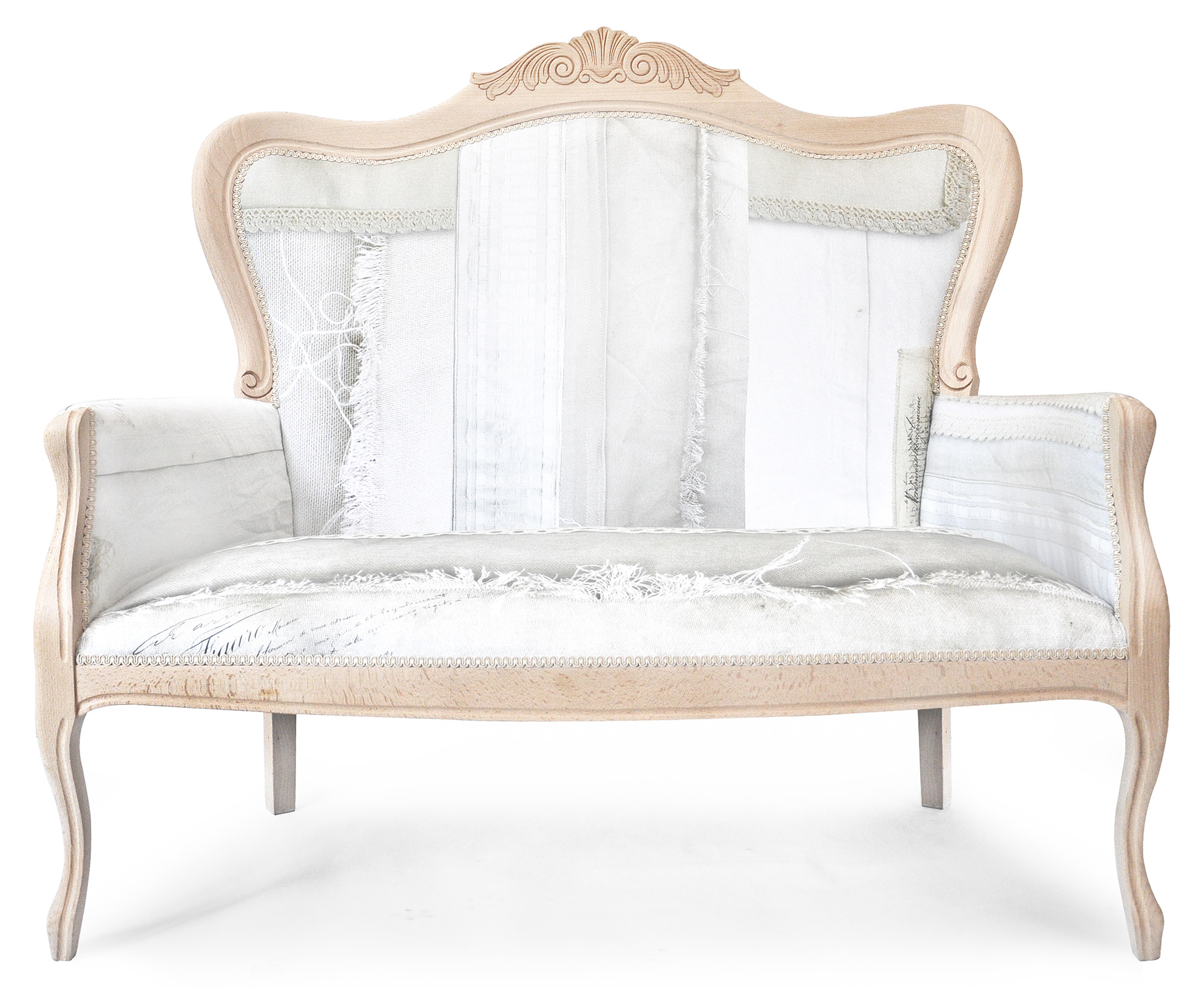Shabby Chic soffa