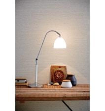 Spirit bordslampa - Vit, glas med strömbrytare